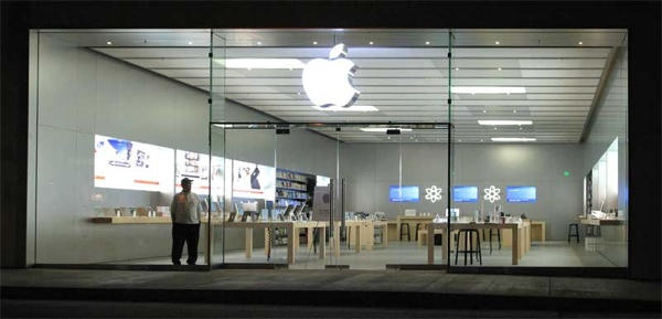 New Sf Apple Store Brings Feel Of Fifth Avenue To West