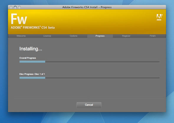 adobe fireworks cs4 free download for mac