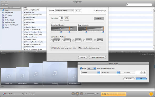 A Better Alternative To iTunes' Genius Suggestion Engine