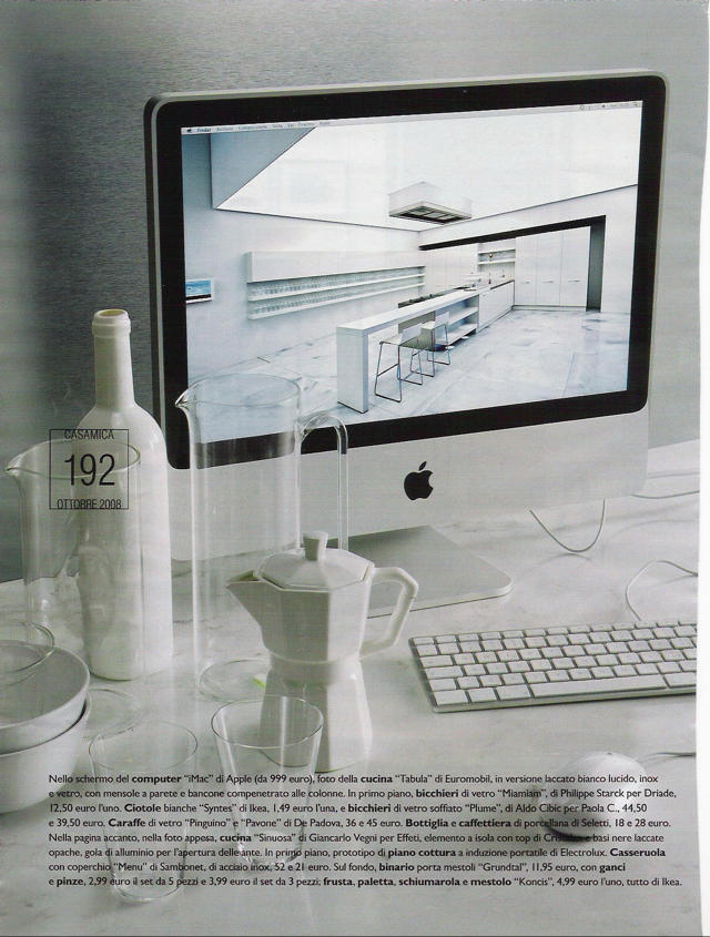 Apple as home decor in design mag cult of mac for Apple home decor