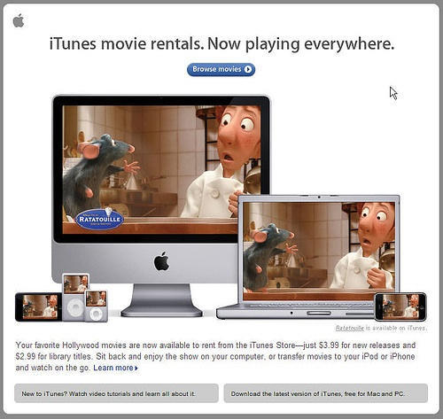 Solved: Hollywood Behind Vanishing iTunes Movies | Cult of Mac