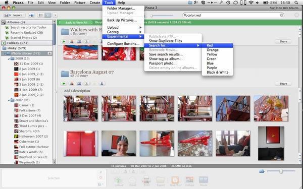 picasa download free mac