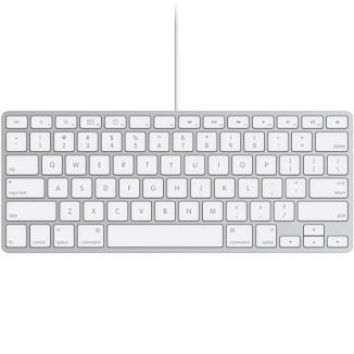 new wired keyboard loses numeric keypad cult of mac. Black Bedroom Furniture Sets. Home Design Ideas