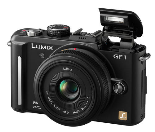 Is the GF1 A DSLR Wannabe?