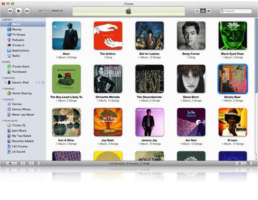 Download iTunes 9 From Apple's Website | Cult of Mac
