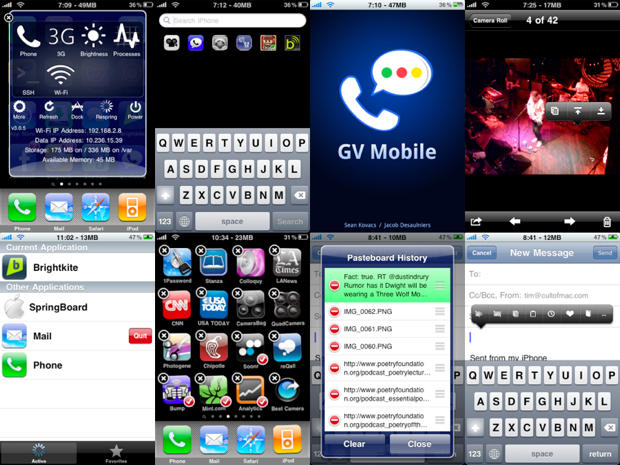 If These Ten Apps Don't Convince You To Jailbreak Your