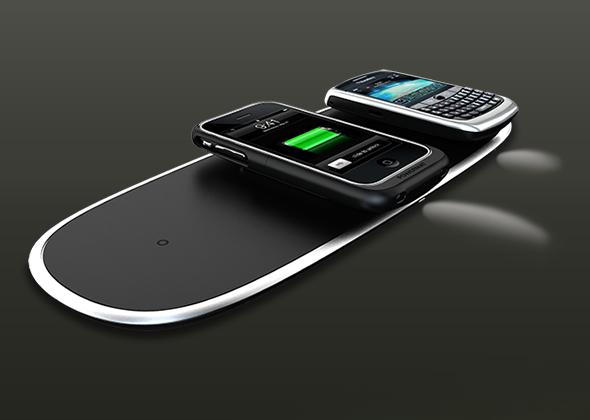 Chargeur Induction Iphone S