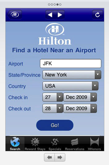 Will Hilton Hotel App Get Your Business?