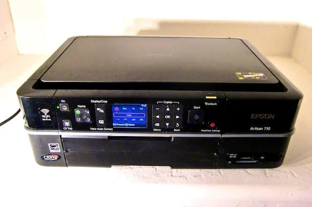 Epson Artisan 710 Printer Drivers for Windows Download