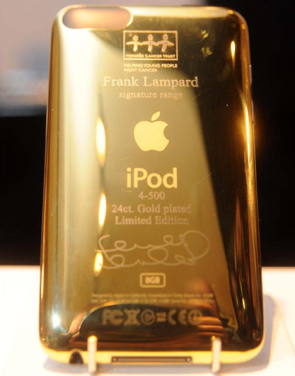 24 Carat Ipod Touch