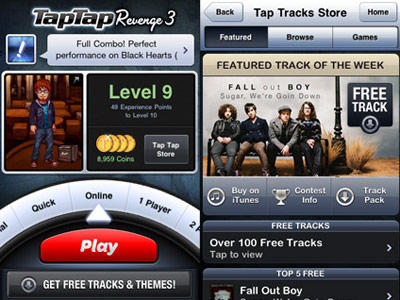 Download songs for tap tap revenge 4 for free ios youtube.