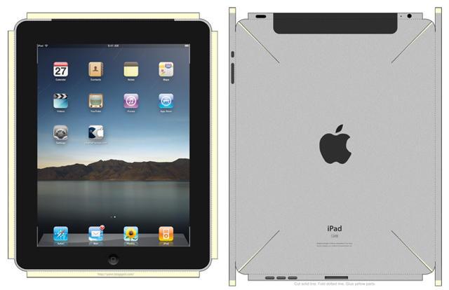 3.-DIY-iPad-Papercraft-Mockup-improved-Apple-Tablet-V2-iPapercraft