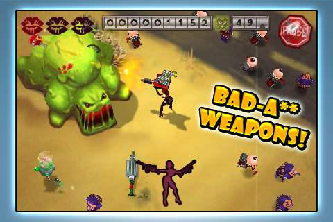 SHIELD YOUR EYES! Apple considers this game too racy for iPhone and iPod touch owners!