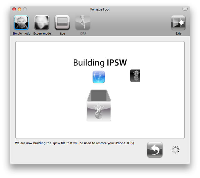 How To: Jailbreak iPhone 3G/3GS and iPod Touch G2 Using Pwnage Tool