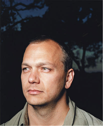 Tony Fadell, the ex-head of Apple's iPod division. Photo by Wired/Robyn Twomey