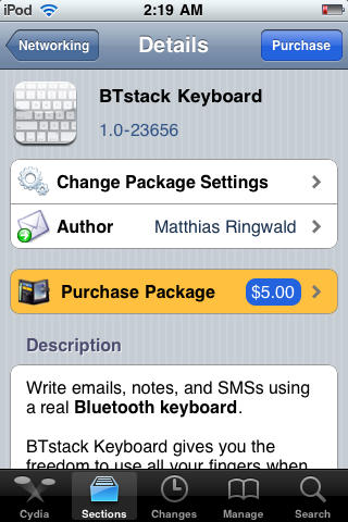 Use An External Bluetooth Keyboard With Your iPhone