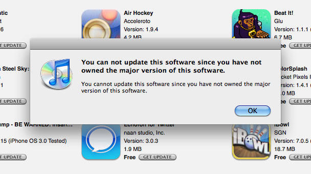 A dialog mind-bogglingly bad in explanation and copywriting and it's from Apple. Very sad.