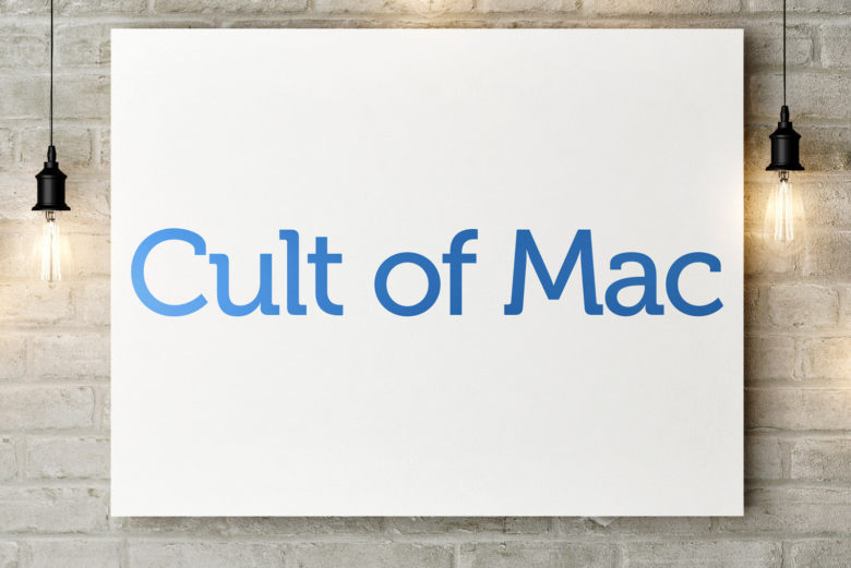 Cult of Mac masthead