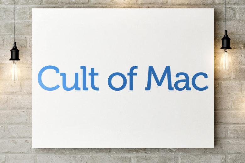 Cult of Mac masthead