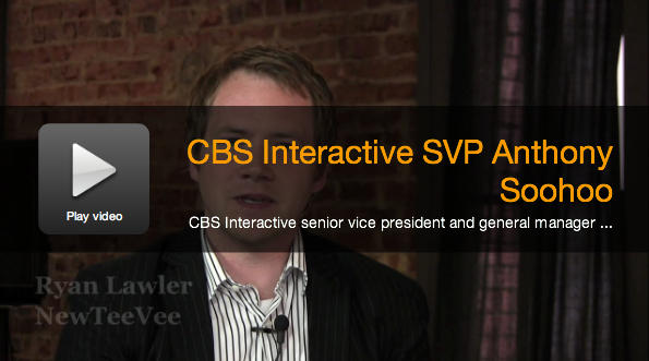 CBS Will Have Full Slate of Web Video on the iPad