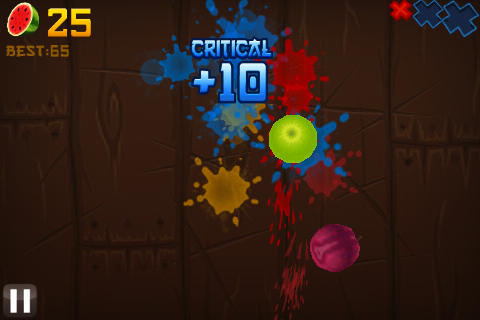 Fruit Ninja Satisfies Your Inner Sensei [iPhone Game Review