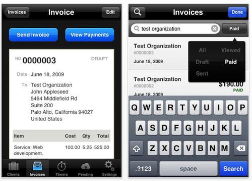 Minibooks Invoicing