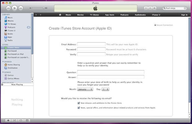 Get a U S  iTunes Account Anywhere In the World [How To]