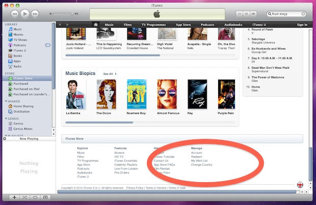 Get a U.S. iTunes Account Anywhere In the World [How To]