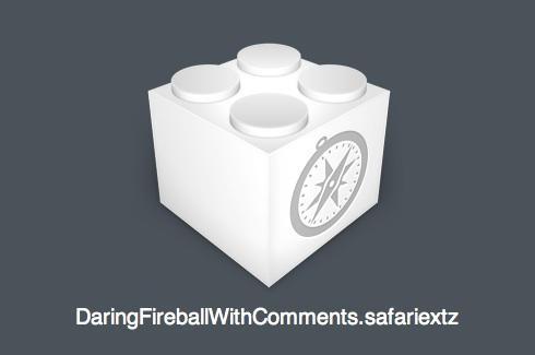 DaringFireballWithComments