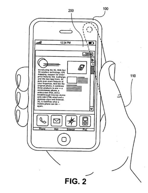 How to hold your iPhone.