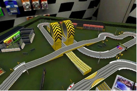 Build And Race A Slot Car Circuit On An Idevice And Maybe Win
