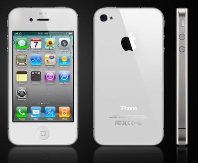 whiteiphone