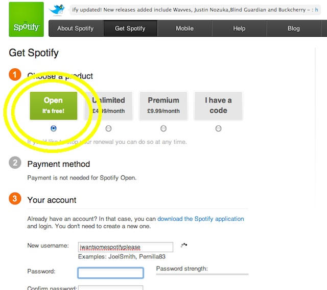 Get Spotify's IPhone App Working In USA [How To]