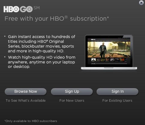 HBO, Netflix Fight for Your iPad Screen | Cult of Mac