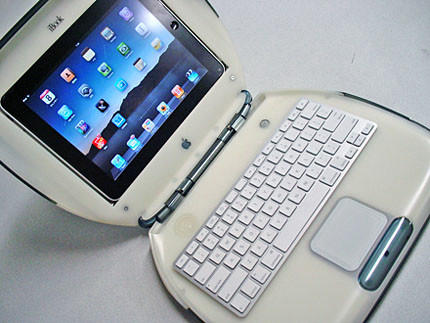 Geek Trend: Old Macs Thwarting Death, Getting Recycled as iPad