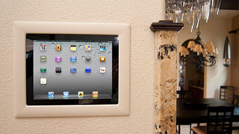 Iport In Wall Home Automation For Ipad Cult Of Mac