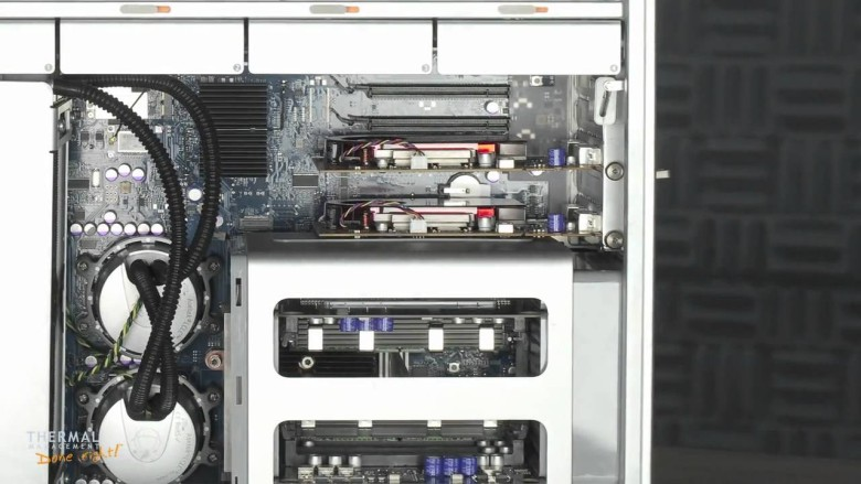 Custom Water Cooled Mac Pro Is Speedy And Quiet Cult Of Mac
