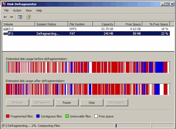Best program for disk defragmenter for mac