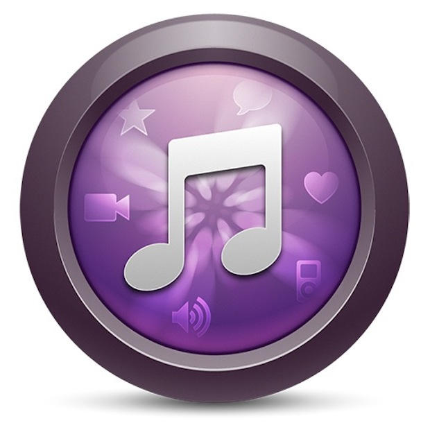how to change itunes icon