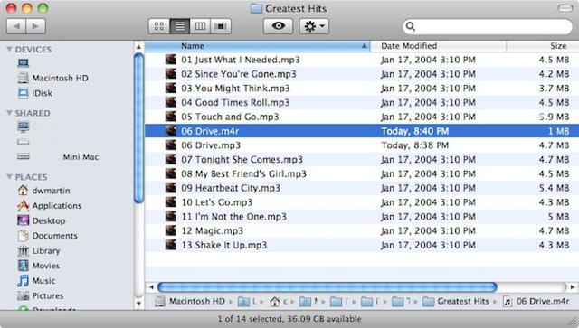 Make Your Own Free Ringtones in iTunes 10 in Nine Easy Steps
