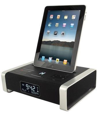 iHome iA100 w iPad