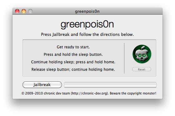 How To: Jailbreak Your iOS Device Using greenpois0n [Jailbreak