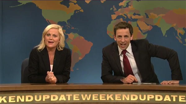 My SNL Script for Weekend Update | Cult of Mac
