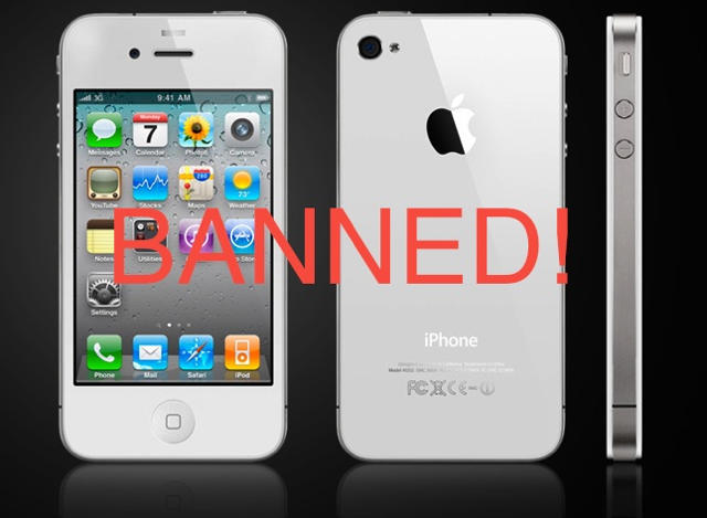 iphone 4 white white iphone 4 the banned promo humor cult of mac 10896