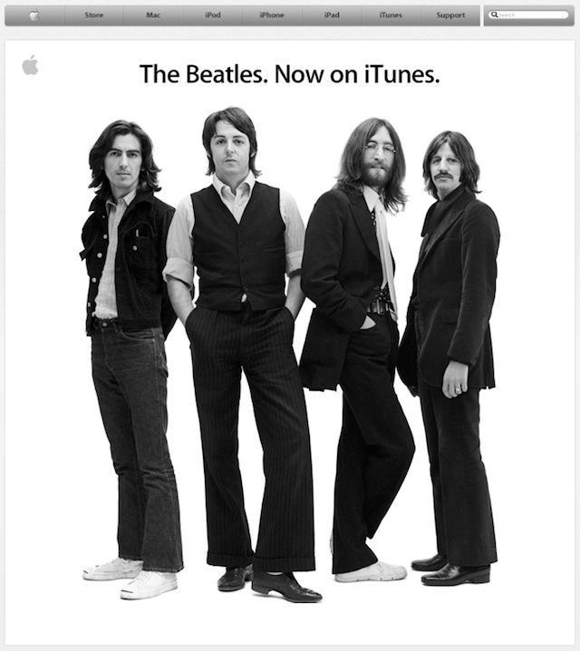 Beatles_on_iTunes