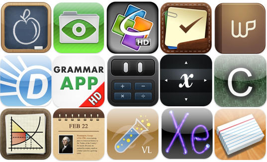 The Best iOS Apps for Education [Apple in Education