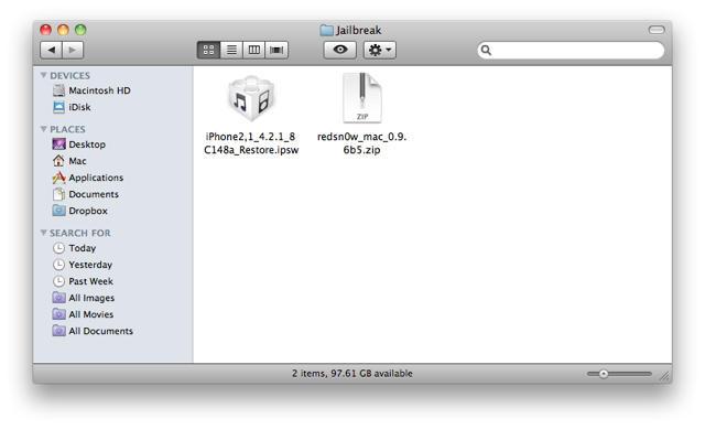 redsnow 4.2.1
