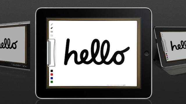 Ipad App Ideas Create Ideas On An Ipad Whiteboard Together With People Across The