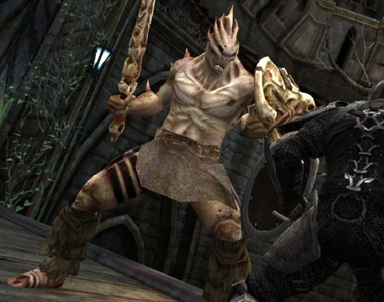 The Infinity Blade Marrow Fiend is not your friend.