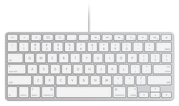Apple's Compact Wired Keyboard Has Been Discontinued